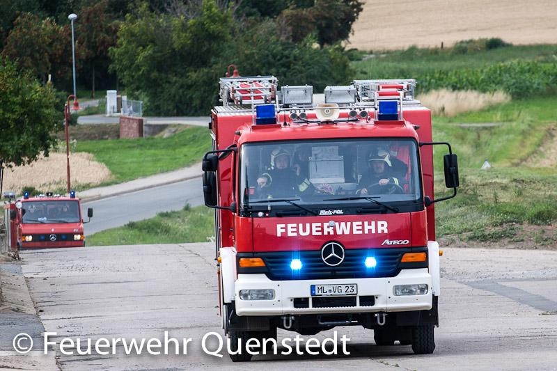 Feuerwehr Quenstedt